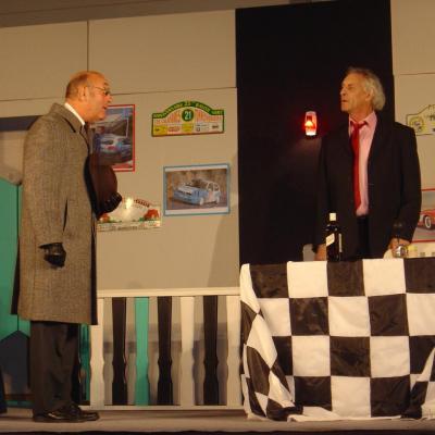 LE  TOMBEUR  de Robert Lamoureux  (2007 - 2008)